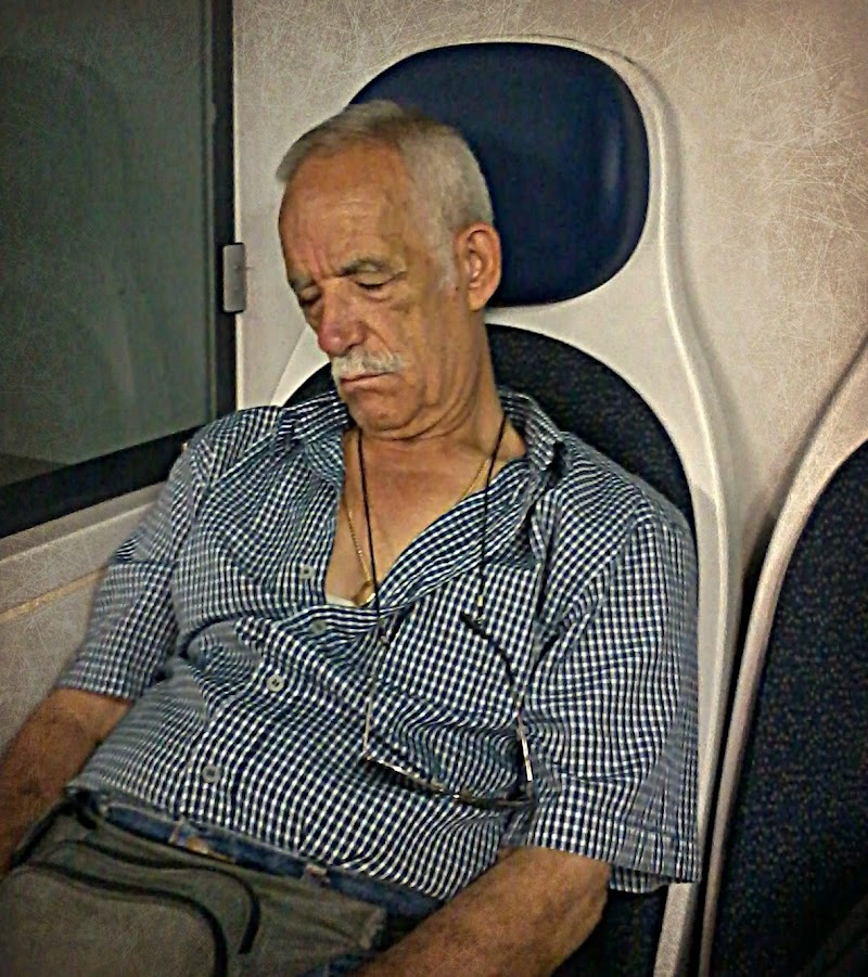 Cullato dal rollio del treno.... di marisa_serafini