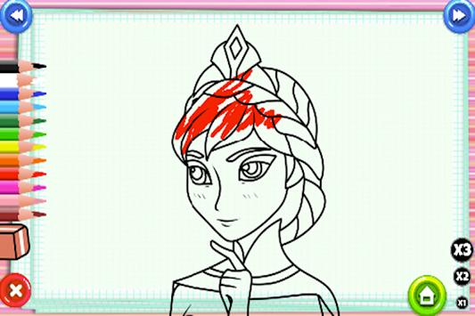 Download Permainan Mewarnai Putri Elsa Apk Latest Version Game For