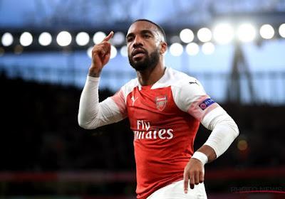 🎥 Alexandre Lacazette zet Arsenal op voorsprong met weergaloos doelpunt