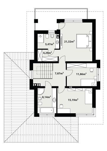 Kadyks - Rzut piętra