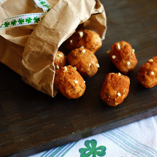 """Irish """"Potato"""" Cookies"""