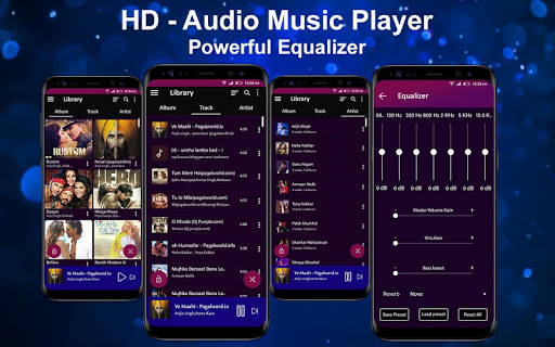 MP3 Music Player 2019 - 10 Bands Equalizer Player 2.5.5 screenshots 1