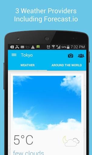 Zero Weather Widgets
