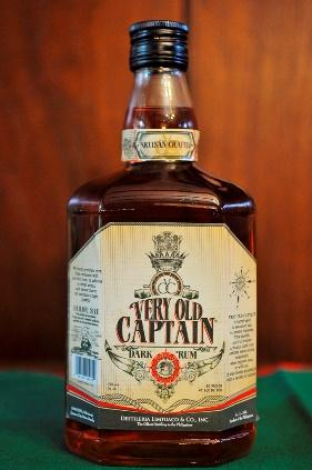 Very Old Captain Rum – A rum like few others | Golf is More Fun in ...