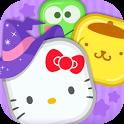 ハローキティとまほうのおもいで キティちゃんのパズルゲーム icon