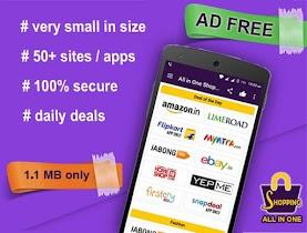 All in One Shopping App - screenshot thumbnail 01