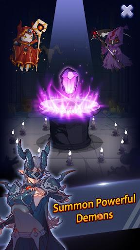 Code Triche Idle Defense: Dark Forest apk mod screenshots 4