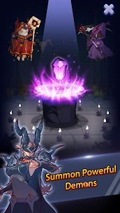 Idle Defense: Dark Forest Mod Apk Download For Android and Iphone 4