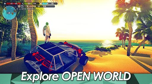 X Survive: Building Sandbox  screenshots 1