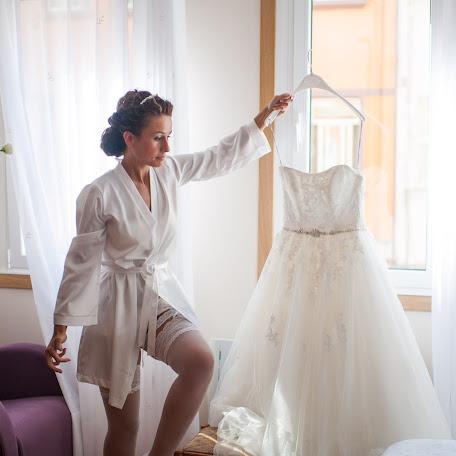 Fotógrafo de bodas Oscar Rellan (oscarellan). Foto del 12.04.2017