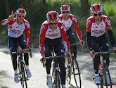 Lotto Soudal trekt met 7-koppige selectie naar Ronde van de Algarve