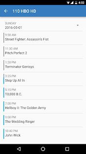 Aplikasi HK TV Guide (apk) download gratis untuk Android/PC/Windows screenshot