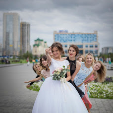Wedding photographer Pavel Khudozhnikov (Pavel27). Photo of 27.10.2017
