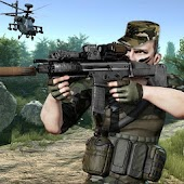 Terrorist Base Counter Onslought 3D Shooting Game