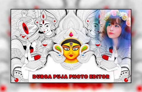 Download Durga Puja Photo Editor For PC Windows and Mac apk screenshot 1