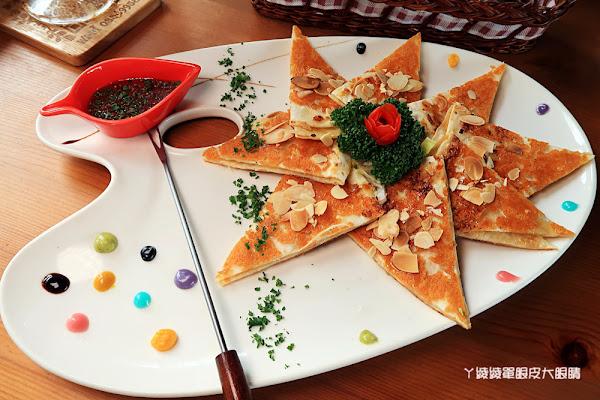 新竹旅遊景點,浪漫歐風美食餐廳!消費打卡免費穿著童話裝扮