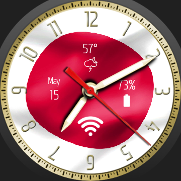 World Cup watch face background image complication  screenshots 4