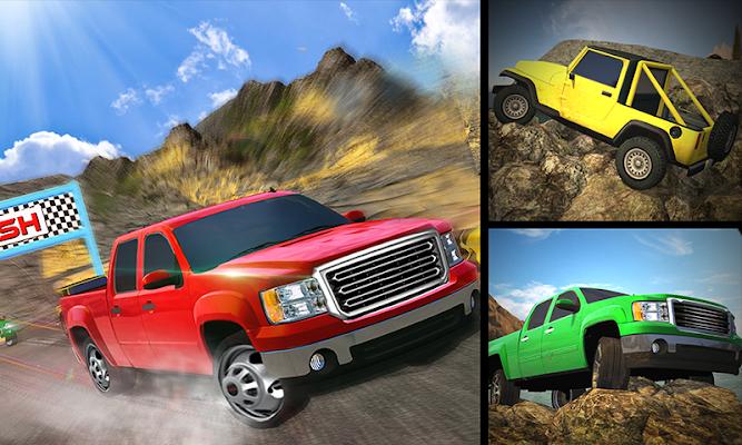 Off Road Jeep Drive Adventures - screenshot