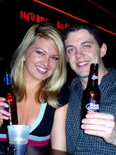Photo: Christina Cochran (Jerry's Daughter) & Troy Cook Jr.  Macon, GA 2008