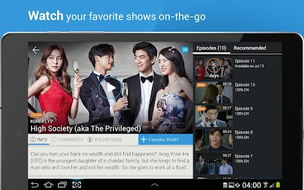 Viki: Free TV Drama & Movies Screenshot 3