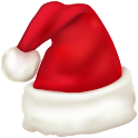 WA Sticker Christmas icon