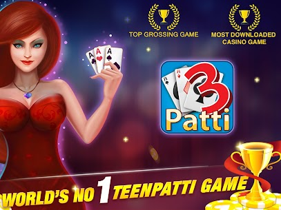 Teen Patti by Octro MOD (Unlimited Money) 2