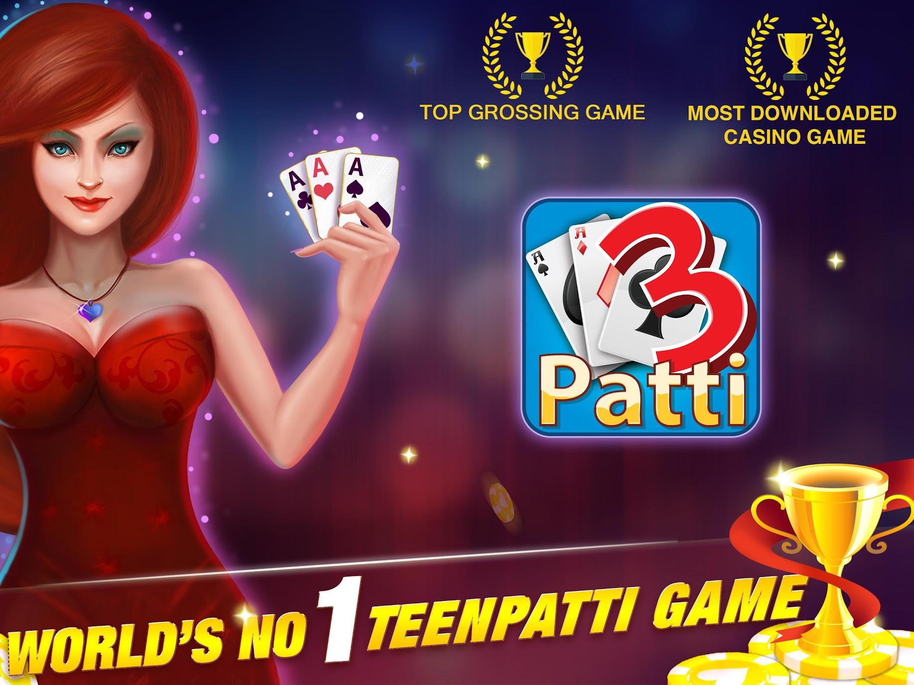 Teen Patti Mod Apk (Unlimited Chips/ Mod) Hack 5