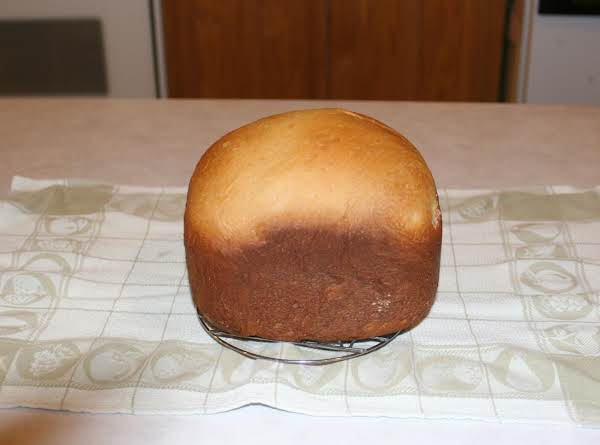 My Version Of King's Hawaiian Bread Made In A Bread Maker Machine.