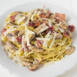 Pasta with Sauteed Chicken Livers and Bacon Recipe
