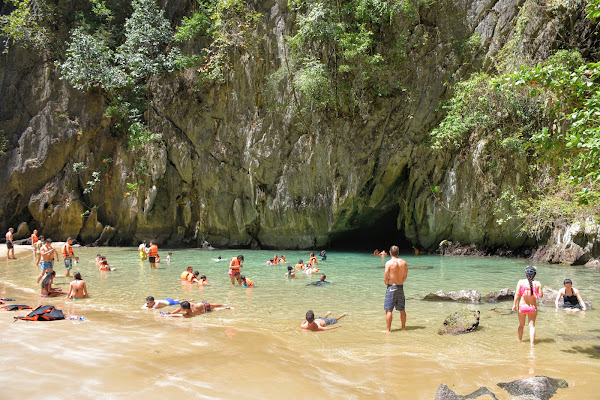 Relax in the Emerald Lagoon of Koh Mook