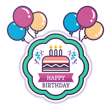 Birthday Sticker For Whatsapp - 200+ stickers Download on Windows