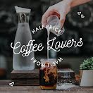 Half Price Coffee Lovers - Instagram Carousel Ad item
