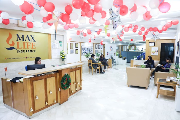 Max Life Insurance office