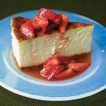 New York-Style Cheesecake - Cooks Illustrated