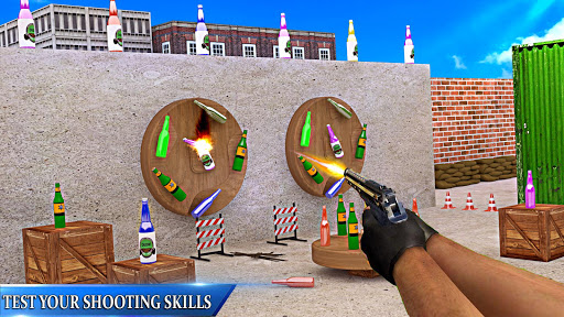 Bottle Shooting : New Action Games 2019 modavailable screenshots 6