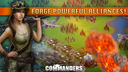 Commanders screenshot 4