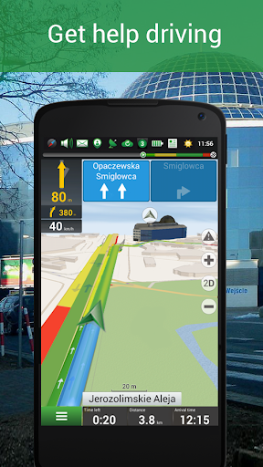 Navitel Navigator GPS & Maps  screenshots 5