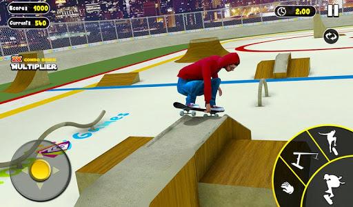 Flip Skate Stuntman 1.2 screenshots 10