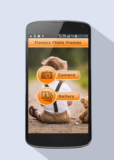 玩攝影App|花フォトフレーム免費|APP試玩