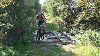 Photo: Хлипкий мостик