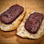 Trapper's Snack (luncheon meat klik)