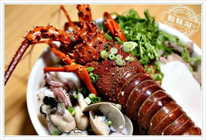 陳漢吉臭豆腐鍋燒餃子專賣泰龍蝦鍋燒麵