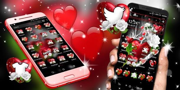Love Heart Launcher Theme 2