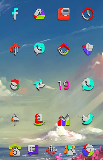 Fifty - icon pack