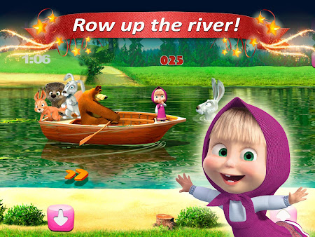 Masha and the Bear: Kids Games 1.04.1507151137 screenshot 1314