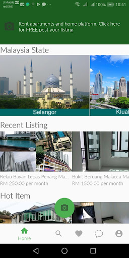 Rent Apartments and Homes in Malaysia 2.11 screenshots 1