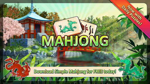 Simple Mahjong  screenshots 1