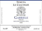 Logo for Tenuta Le Calcinaie Gabriele