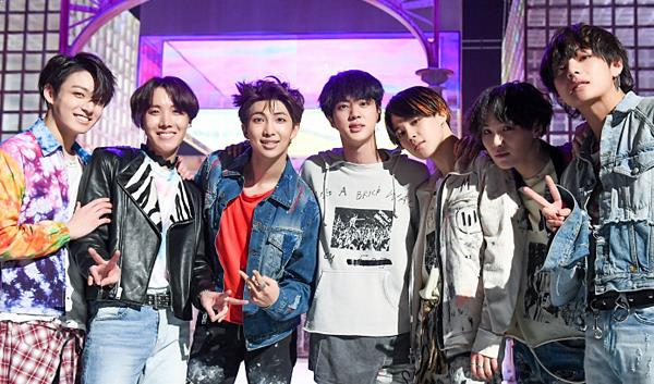 BTS fake love bts