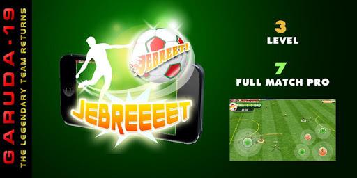 Jebret Soccer : Garuda 19
